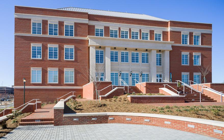 University of North Carolina at Charlotte PORTAL Building