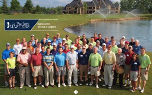 Pastor Masters Group tradition photo