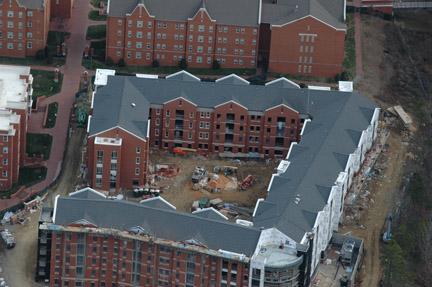 Charlotte Residence Halls