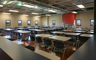 108th Dining Facility at Ft. Bragg