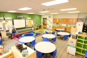 Newly Renovated School is reborn