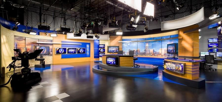 WSOC TV Studio