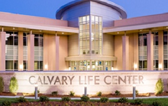 Time Lapse Video: Calvary Life Center
