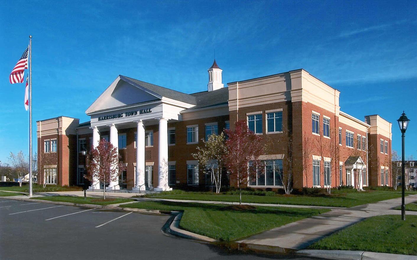 Harrisburg Town Hall