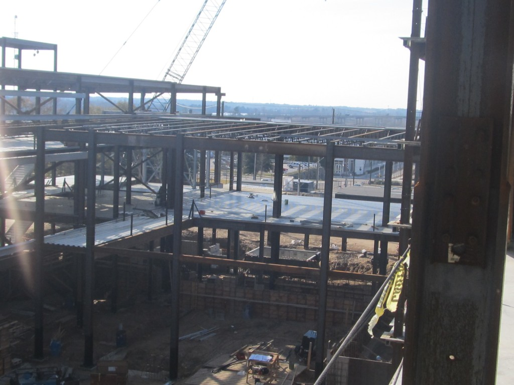 Structural Steel Area A