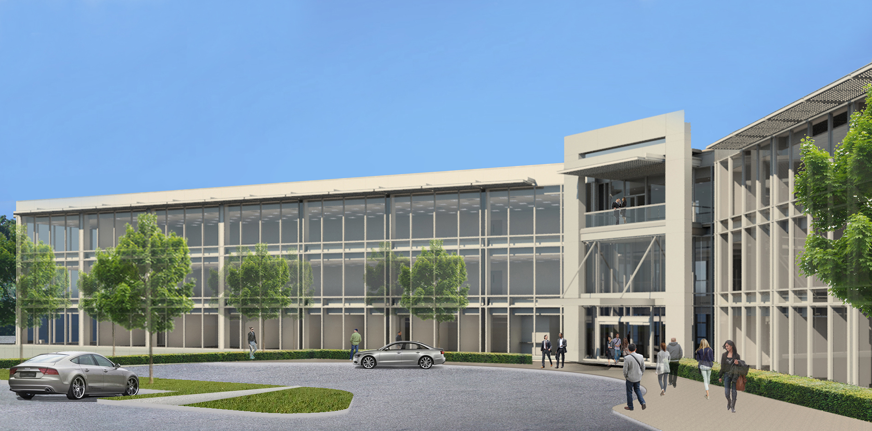 Edifice Begins Work On 16 Million Off Broadway Shoe Warehouse Corporate Headquarters