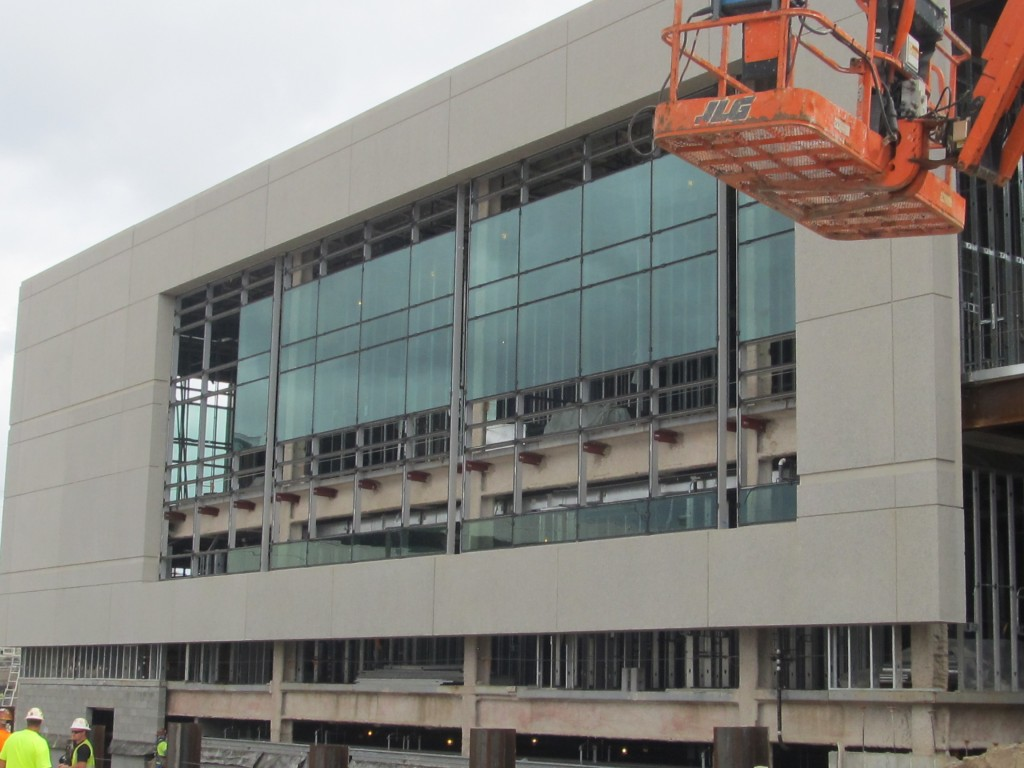 Area C Storefront & Glazing