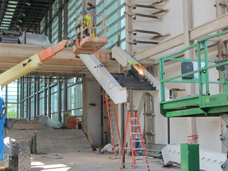 Monumental-Stair-Install