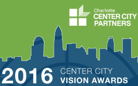 1616 Center Vision Award