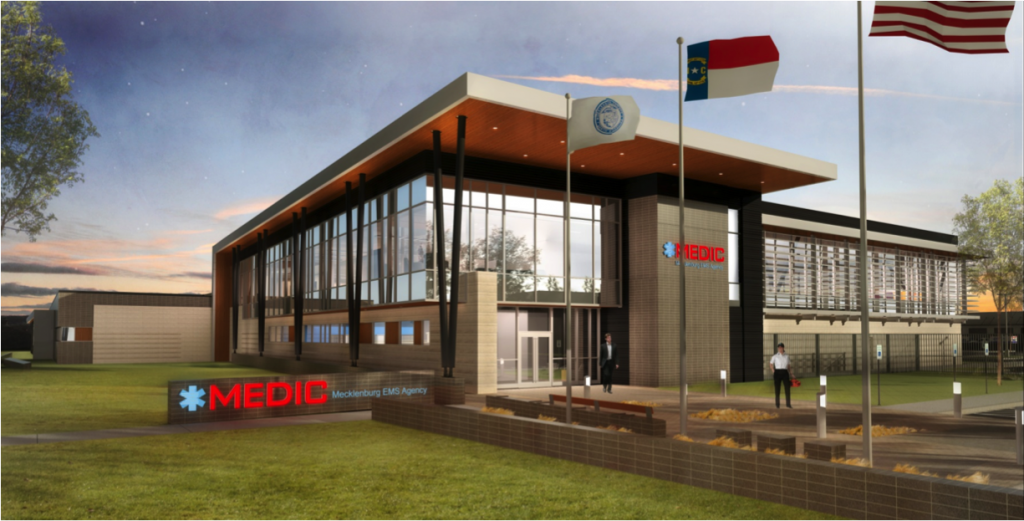 MEDIC HQ Front View