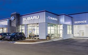 Subaru South Boulevard