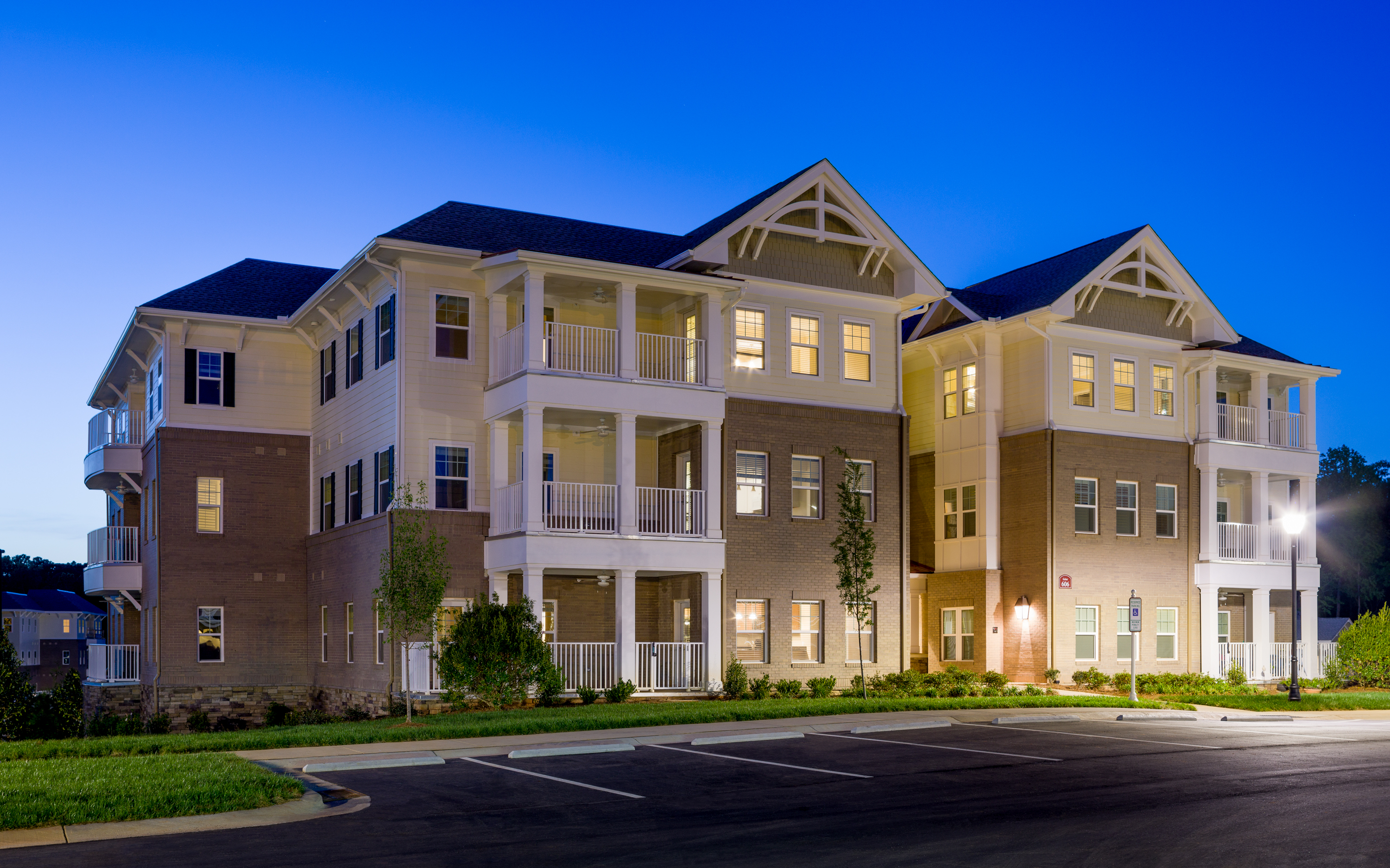 multi family senior living edifice inc