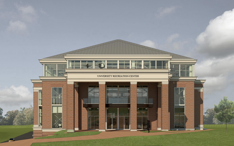 University Recreation Center | UNC Charlotte