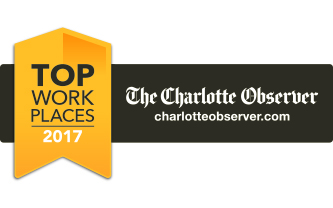 The Charlotte Observer Names EDIFICE a 2017 Top Workplace
