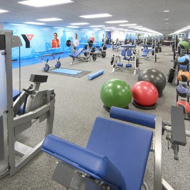 The Dowd YMCA   Edifice