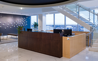 Cardinal Innovations | Executive Offices, NASCAR Plaza
