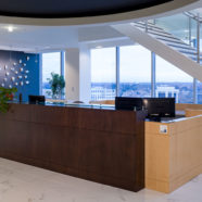 A Focus on Corporate Interiors