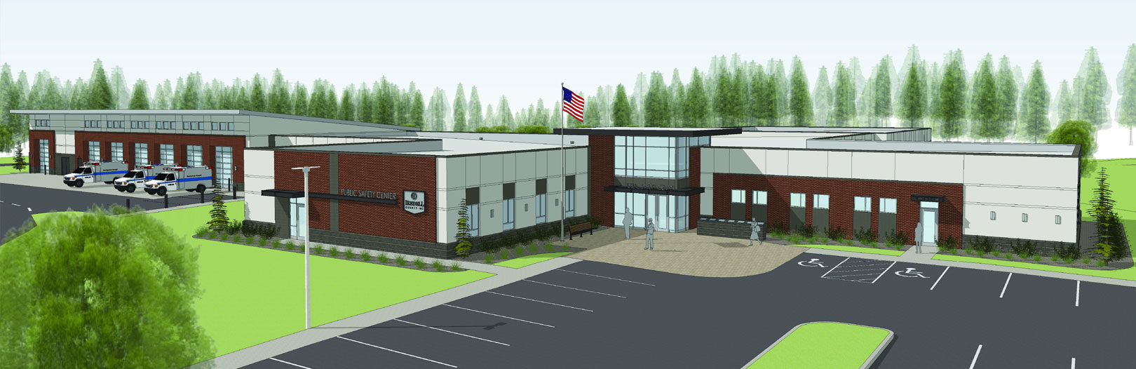 Iredell County's new Public Safety Complex is Underway