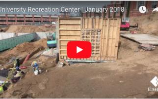 University Recreation Center | January 2018