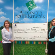 Edifice Serves as Visionary Sponsor for Alexander Youth Network