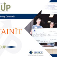 Continuing our Support of the ContainIt Project Through 40UP