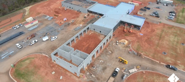 Iredell Public Safety Complex | April 2018