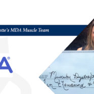Flexing our Muscles in support of MDA® and Charlotte Muscle Team®