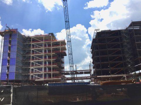 RailYard Development in South End Reaches Construction Milestone