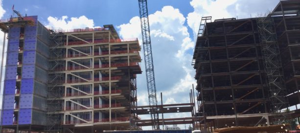 RailYard development in South End reaches construction milestone