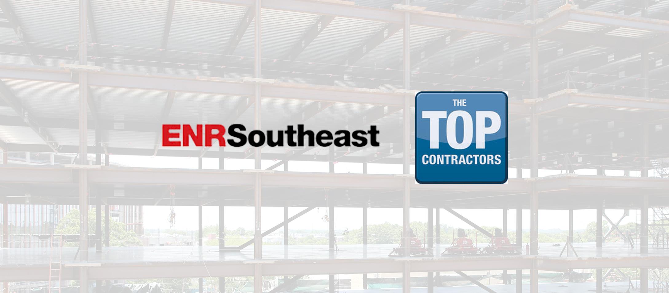 Edifice moves up on ENR's Top Southeast Contractors List