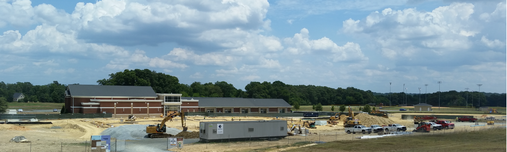 Live Feed: Hopewell Baptist Phase III – New Sanctuary