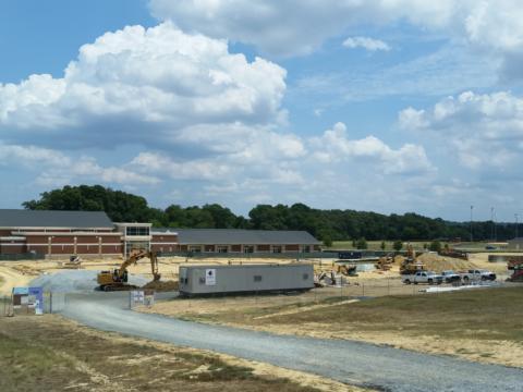 Live Feed: Hopewell Baptist Phase III – New Sanctuary