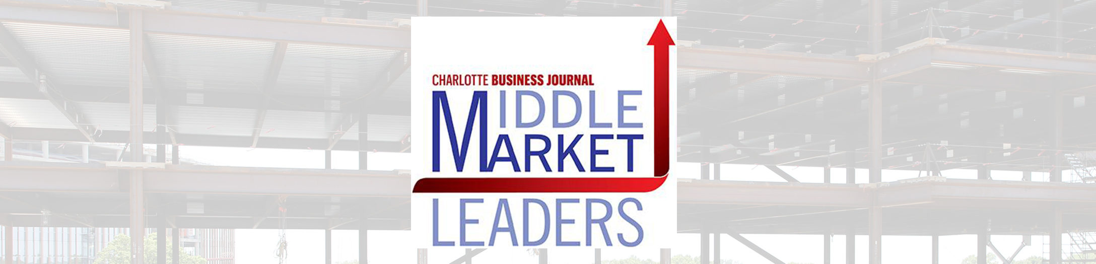 The Charlotte Business Journal honors Edifice as the #1 Middle Market Leader