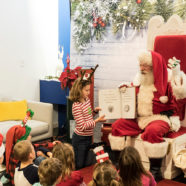 Edifice Lil' Tykes Christmas Party | Santa Comes to Town
