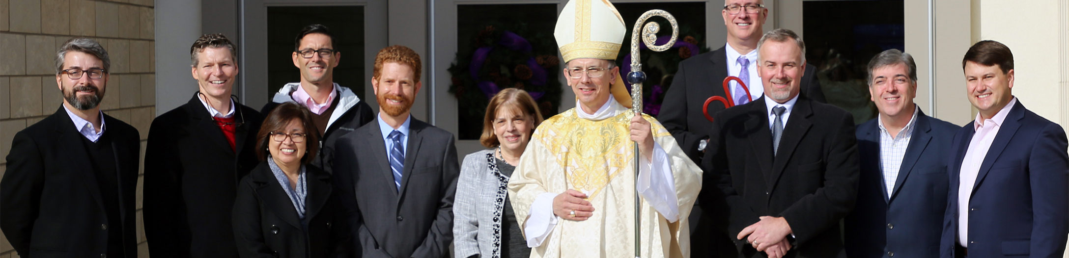 Bishop Jugis Blessed Christ the King High School's New Addition