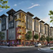 'Micro Unit' Mixed-Use Project at RailYard South End