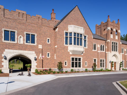 St. Joseph College Seminary in Mount Holly named General Contractor Project of the Year