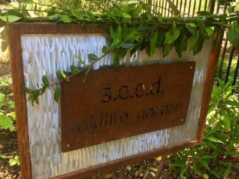 Wing Haven Celebrates Grand Opening of the SEED Wildlife Garden & Children's Garden