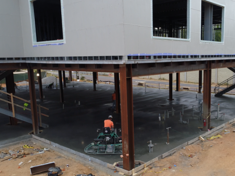 Mooresville Ambulatory Surgery Center and Medical Office Building  |  September 2019