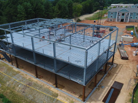Mooresville Ambulatory Surgery Center and Medical Office Building  |  July 2019