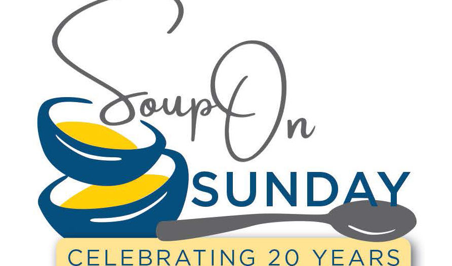 20th Annual Soup on Sunday
