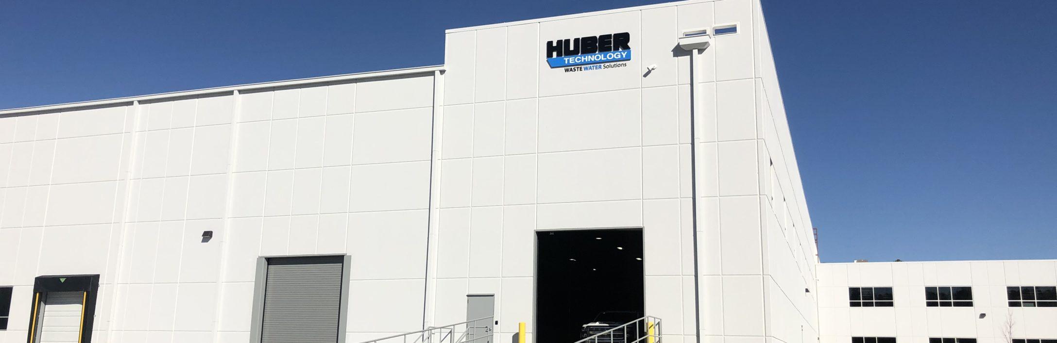 Huber Technology Dock Doors
