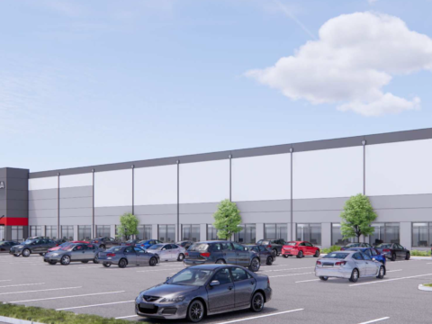 Magna Mirrors Breaks Ground on New State-of-the-Art Facility
