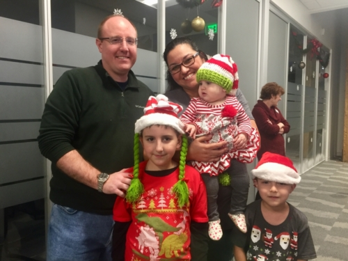 Lil' Tykes Christmas Party