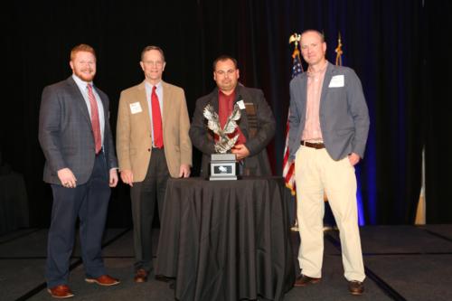 Brookstone Church Eagle Award of Excellence