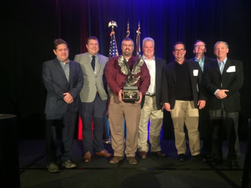 Mecklenburg County EMS (MEDIC) Headquarters PROJECT OF THE YEAR