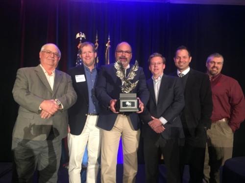 Metrolina Park Eagle Award of Excellence